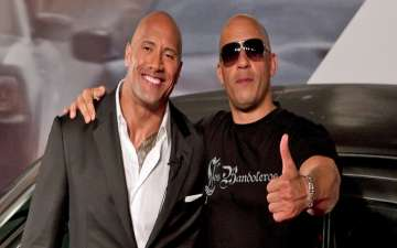 Vin Diesel Shows Support for Dwayne Johnson Surrounded By Fast & Furious 9 Drama