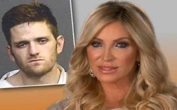 'RHOC' Star Josh Waring Served With Divorce Papers From Estrange Wife Hannah Waring While In Jail