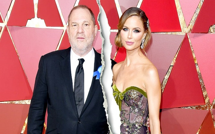 Harvey Weinstein's Wife Georgina Chapman Leaving Him Amid Sexual Harassment Scandal