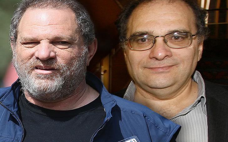 Harvey Weinstein Believes His Own Brother Bob Is Responsible For His Demise