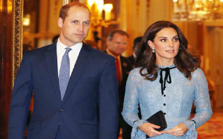 Pregnant Kate Middleton's First Appearance With Baby Bumps Since Announcing Pregnancy