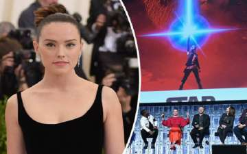 Daisy Ridley Turned To Therapy to Deal With Pressure of Star Wars Fame