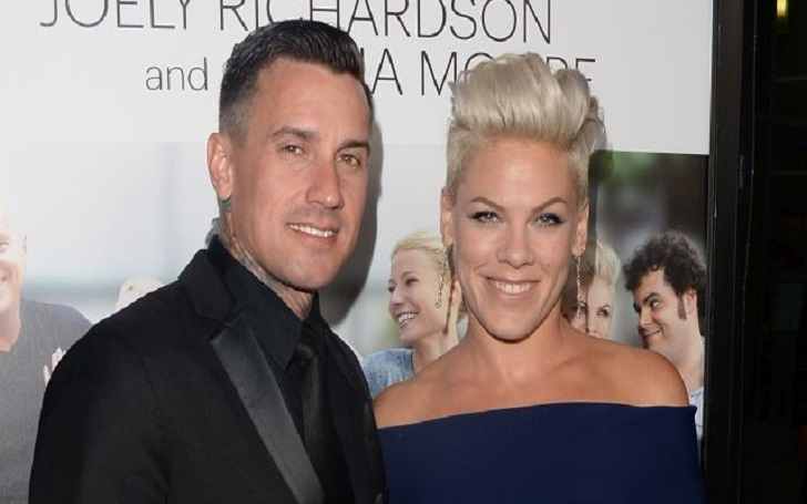 'You'll Sometimes Go A Year Without Sex': Pink Says On Marriage To Husband Carey Hart