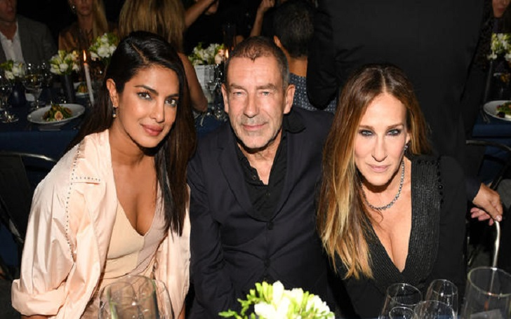 Sarah Jessica Parker Goes Glam For Hammer Museum Gala Along With Priyanka Chopra & Ruth Wilson