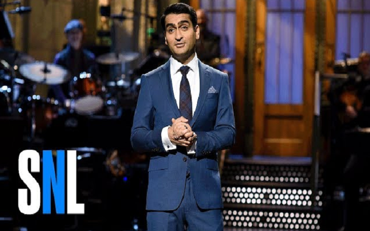 Stand-Up Comedian Kumail Nanjiani Brings Some Style To A Middling Saturday Night Live