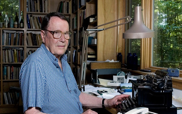 Two-Time Pulitzer Prize-Winning Poet, Richard Wilbur Has Died at Age 96