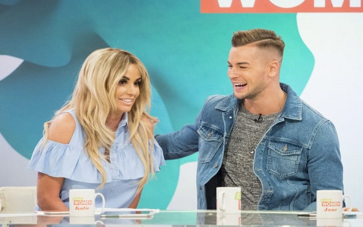 Love Island's Chris Hughes Lashes Back at Katie Price Calling Her 'A Rotten Piece Of Shit'