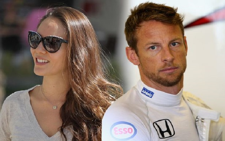 Button's ex Jessica Michibata Welcomes First Child ...