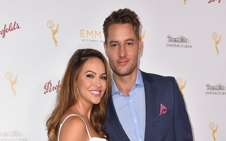 Revenge s Justin Hartley Is Dating Days Of Our Lives Chrishell Stause