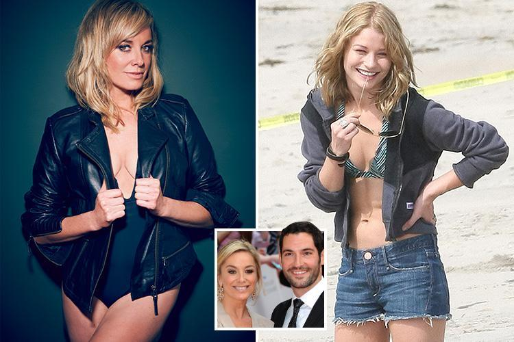 Tamzin Outhwaite Claims her ex-husband Tom Ellis  Cheated her With Emilie de Raven