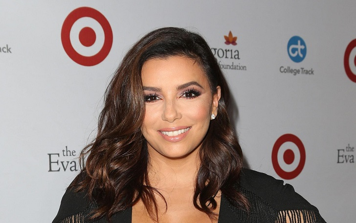 Actress Eva Longoria Breaks Her Foot While On Vacation In Spain: Details Here
