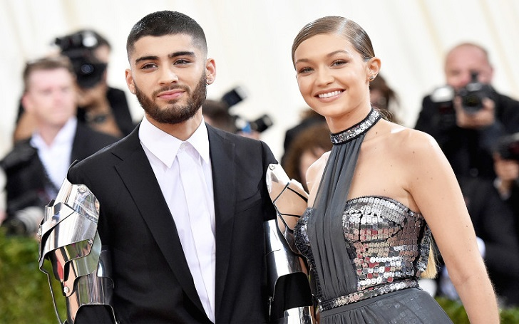 Zayn Malik Does Pull-Ups In Spider-Man Costume For Gigi Hadid On Halloween