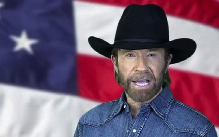 Chuck Norris Sues Medical Company Claiming MRI Chemical Poisoned His Wife