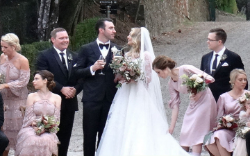 Kate Upton Marries Justin Verlander In A Romantic Wedding Ceremony In Italy: Details