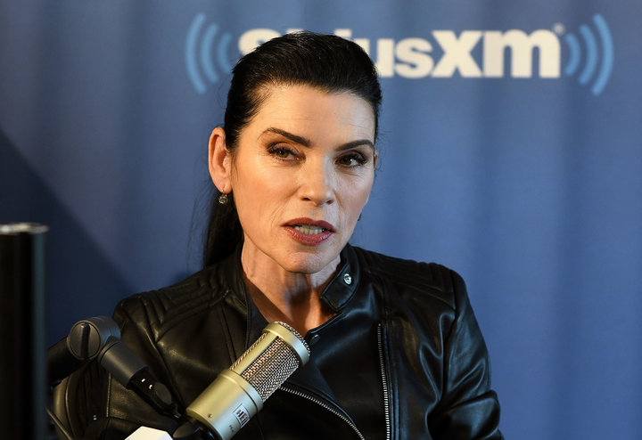 Julianna Margulies Says Harvey Weinstein And Steven Seagal Tried To Sexually Harass Her