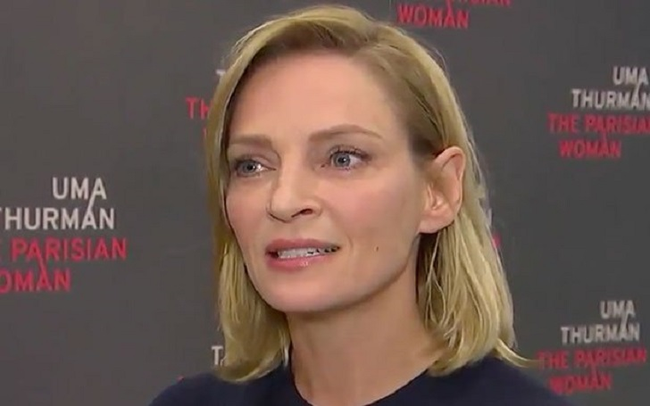 Uma Thurman Holds Back Anger, Addressing Sexual Harassment In The Film Industry: Watch Video