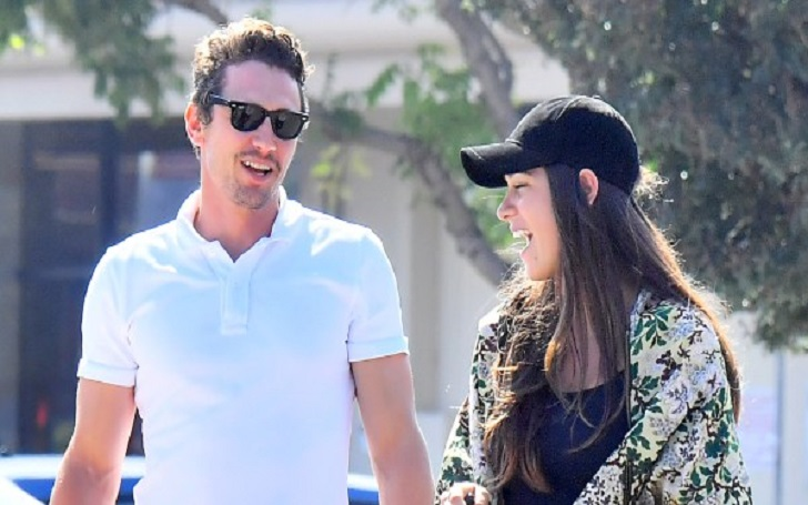 James Franco Have A New Girlfriend: Dating A USC Student Isabel Pakzad