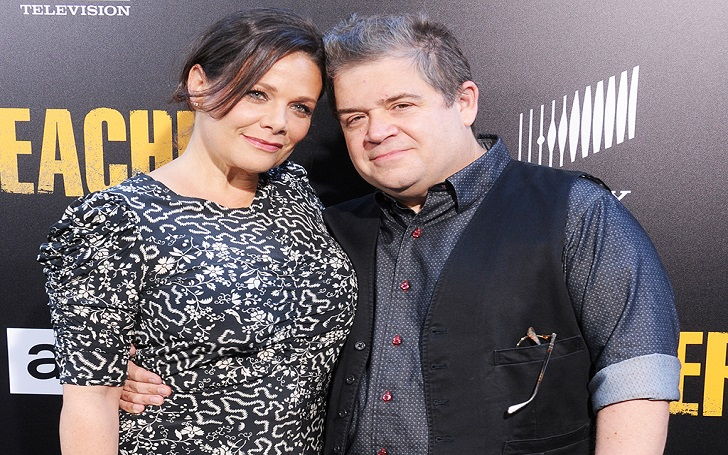 Patton Oswalt Marries Meredith Salenger: Wedding Ceremony Held At Jim Henson Company