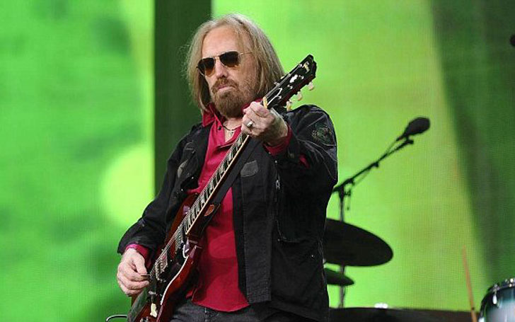 LAPD Apologizes For Falsely Confirming Rock & Roll Singer Tom Petty's Death
