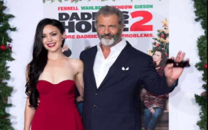 61-Year-Old Mel Gibson Attends Daddy's Home 2 Premiere With Georges Girlfriend Rosalind Ross, 27