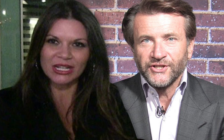Businessman Robert Herjavec Sues Ex-Girlfriend Danielle Vasinova For Extortion