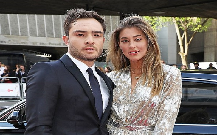 Ed Westwick And Jessica Serfaty: Looking At Engagement Rings Before His Sexual Assault Scandal