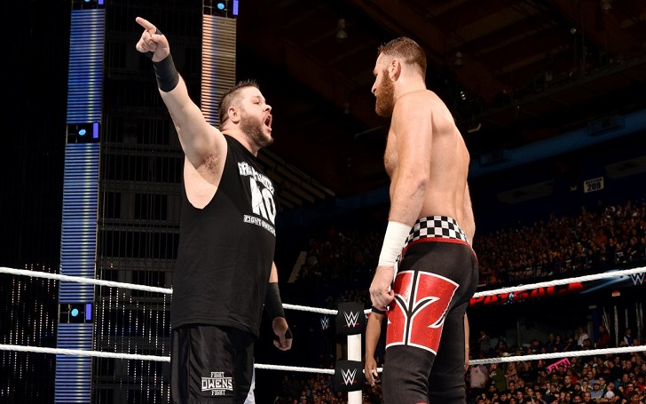 What's The Reason Sami Zayn And Kevin Owens Were Sent Home By WWE
