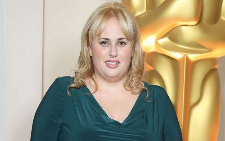 Rebel Wilson Claims A Male Star Sexually Harassed Her And His Friends Tried To Record It