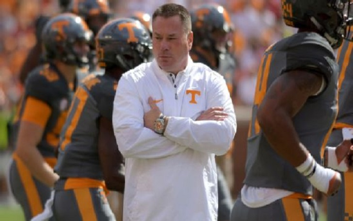 Tennessee Ousters Coach Butch Jones After Blowout Loss At Missouri