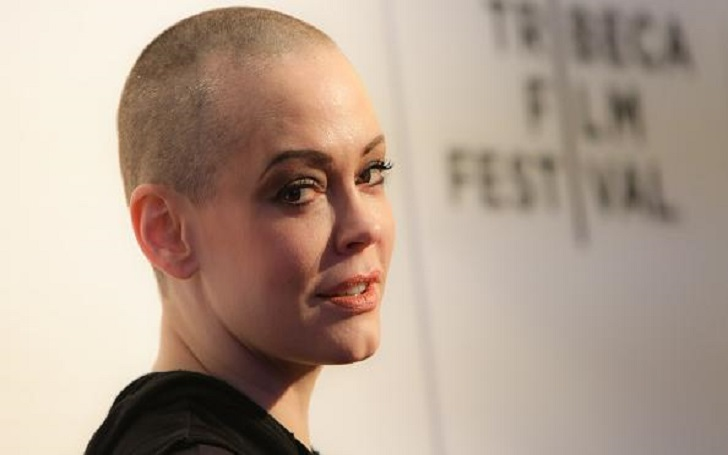 Actress Rose McGowan Turns Herself In On Felony Drug-Possession Arrest Warrant