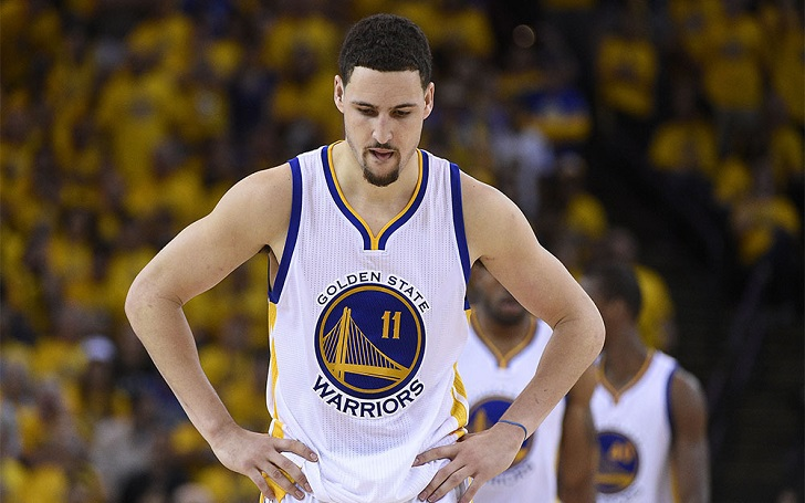Basketball Player Klay Thompson Says He Is A fan Of Watching Golden State's Games