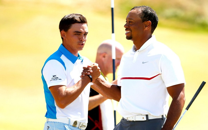 Seriously?- Rickie Fowler Says Tiger Woods Is Hitting The Ball 'Way By' Him?