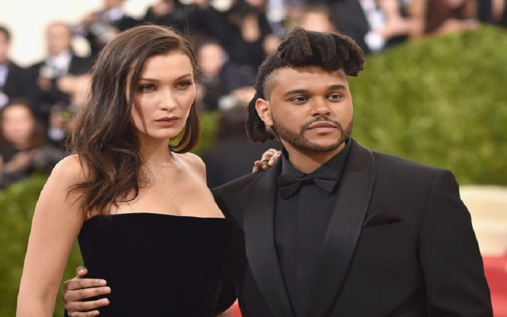 The Weeknd 'Still loves' His Ex-Girlfriend Bella Hadid: Caught Leaving Her NYC Apartment