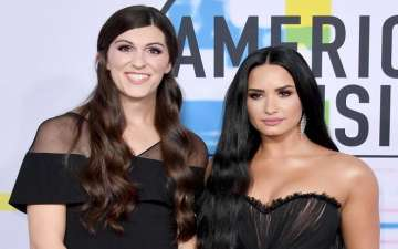 Demi Lovato Brought First Transgender Legislator Danica Roem to 2017 American Music Awards