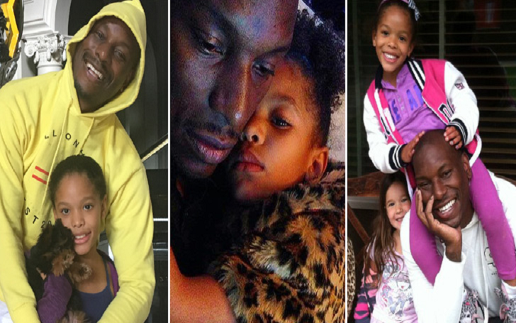 Tyrese Gibson Gets 50/50 Joint Custody of Daughter As Judge Denies Ex-Wife Restraining Order Request