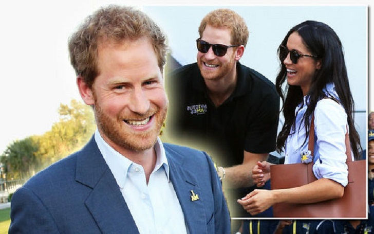 Prince Harry and Meghan Markle Relationship Update- Engaged: Wedding CONFIRMED for 2018?