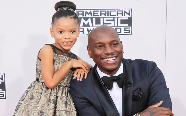 Tyrese Gibson on Winning The Joint Custody of Daughter Against Wife Norma