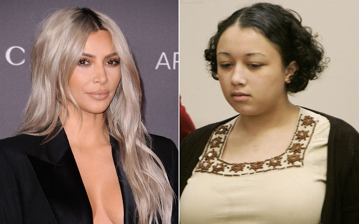 Kim Kardashian Calls on Her High-Powered Legal Team to Help Free Cyntoia Brown