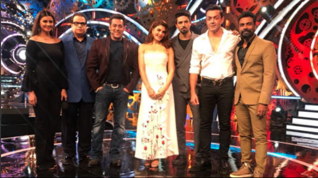 Bigg Boss 11 Preview: Salman Khan With 'Race 3' Co-Stars While Housemates Get 'Cold treatment'