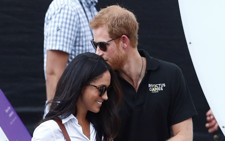 Buckingham Palace Talks on Prince Harry's 'love life' Following Engagement Rumors With Meghan Markle