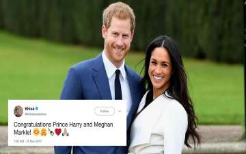 Celebrities React to The Engagement of Prince Harry and Meghan Markle