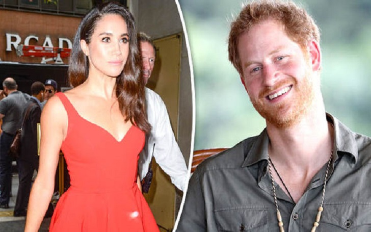 Officially Confirmed! Prince Harry And His Girlfriend Meghan Markle Are Engaged