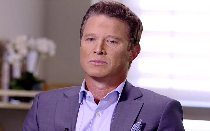 Radio Host Billy Bush Hospitalized After Being Hit on the Head By a Golf Ball