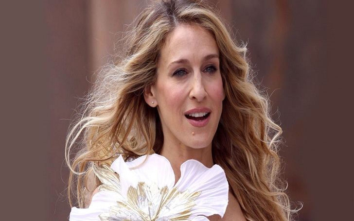 HBO's Sex and the City in Abu Dhabi With Its Actress Sarah Jessica Parker