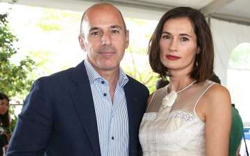 Matt Lauer's Wife Annette Roque Leaves Home Amid Sexual Misconduct Scandal