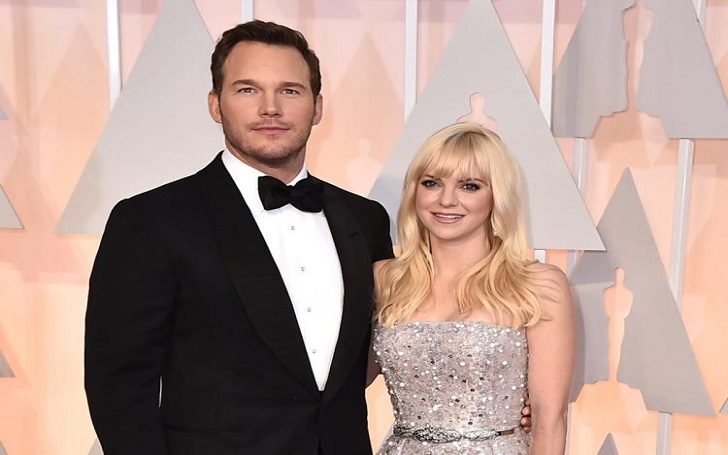 Actor Chris Pratt Files for Divorce From Wife Anna Faris ...
