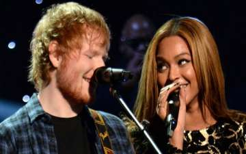 Ed Sheeran Says Songstress Beyonce Changes Her Email Address Every Week