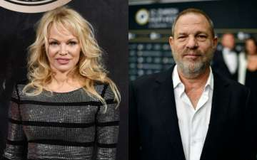 Harvey Weinstein: Pamela Anderson Won't Back Down From Blasting Alleged Victims