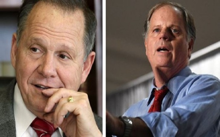 Alleged Child Abuser Roy Moore Loses Alabama Senate Race: Doug Jones Wins
