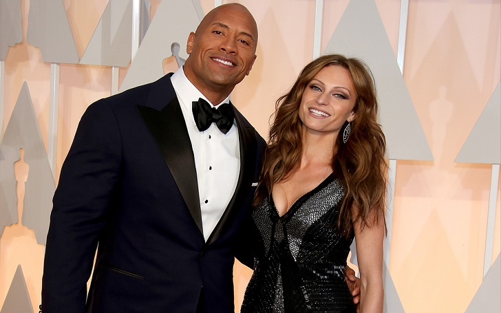 Dwayne 'The Rock' Johnson Expecting Second Child, Baby Girl With Girlfriend Lauren Hashian